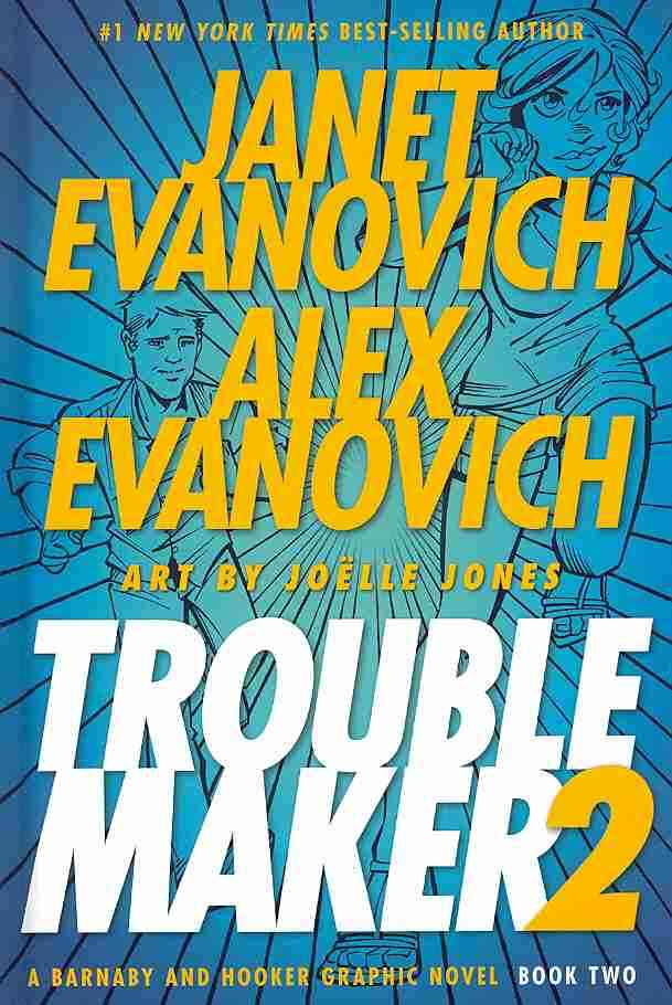 Troublemaker 2: A Barnaby and Hooker Graphic Novel (Hardcover)