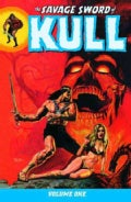 The Savage Sword of Kull 1 (Paperback)