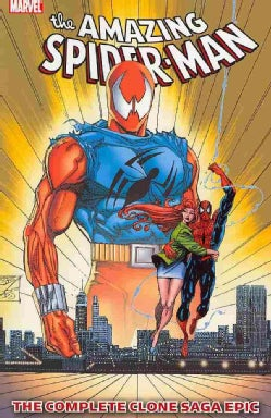 Spider-Man: The Complete Clone Saga Epic 5 (Paperback)