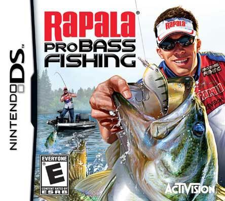 NinDS - Rapala Pro Bass Fishing 2010