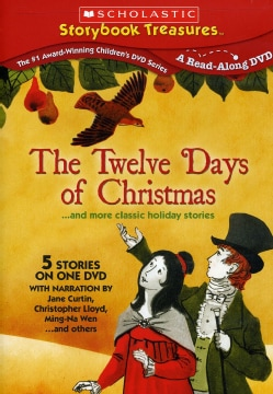The Twelve Days of Christmas...and More Classic Holiday Stories (DVD)