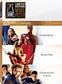 Daredevil/Elektra/Fantastic Four (DVD)
