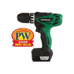 Hitachi 10.8-volt 2-speed Micro Driver Drill (Reconditioned)