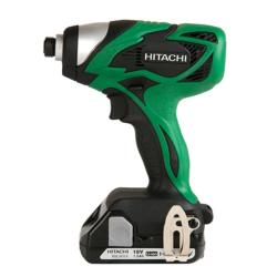 Hitachi 18-volt Compact Pro Impact Driver (Reconditioned)
