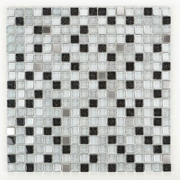 Luminous B-437 Mosaic Wall Tiles (Pack of 11)