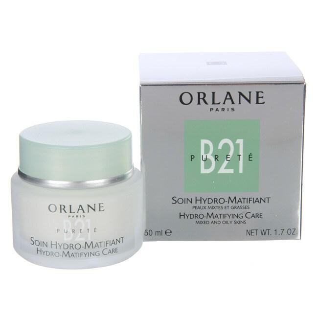 orlane b21 purete hydro matifying combo oily skin 1 7. Black Bedroom Furniture Sets. Home Design Ideas