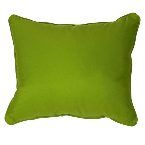 Canvas Macaw Corded Outdoor Pillows with Sunbrella Fabric