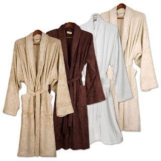 Turkish Organic Cotton Spa Robe