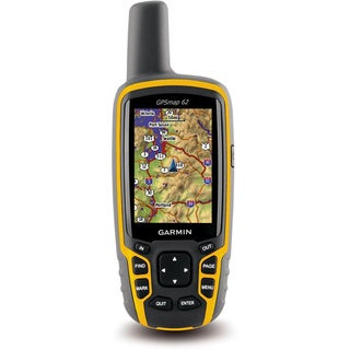 Garmin GPSMAP 62 Handheld GPS Navigator
