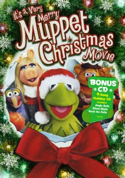 It's A Very Merry Muppet Christmas Movie (DVD)
