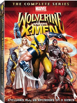 Wolverine and the X-Men: The Complete Series (DVD)