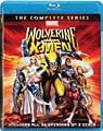 Wolverine and the X-Men: The Complete Series (Blu-ray Disc)