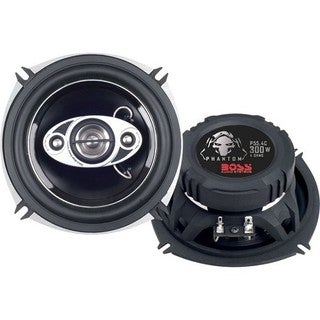 Boss PHANTOM P55.4C Speaker - 150 W RMS - 300 W PMPO - 4-way - 2 Pack