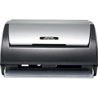 Plustek PS286plus 25/50IPM ADF Document Scanner