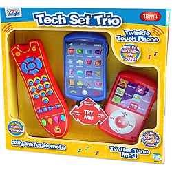 Kids Delight Tech Set Trio Pack