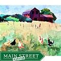 Edward Eugene Wade Jr. 'Country Life' Art Print