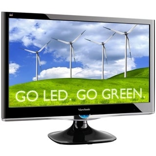 "Viewsonic VX2450wm-LED 24"" LED LCD Monitor - 16:9 - 5 ms"