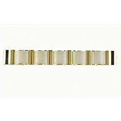 Metro Halogen Brass 5-light Bath Fixture