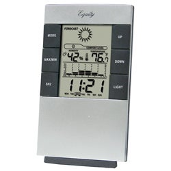 Equity by La Crosse 30221 Desktop Station with Temperature