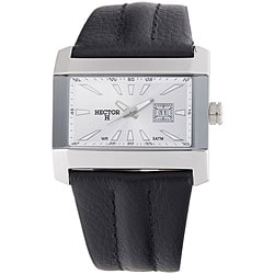 Hector H France Men's Rectangular Quartz Watch