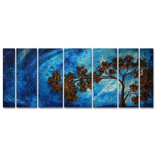 Megan Duncanson 'To the Sky' Metal Wall Art