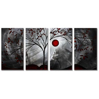 Megan Duncanson 'Classic Beauty' Metal Wall Art