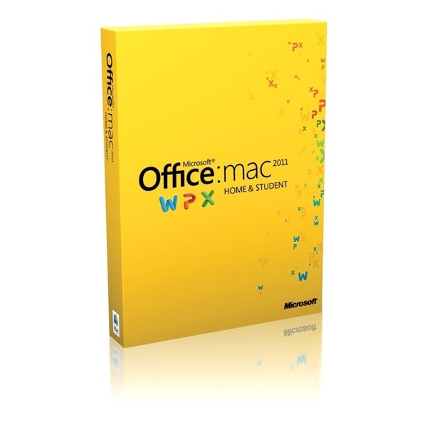 Microsoft Office 2011 Home & Student Edition - Complete Product