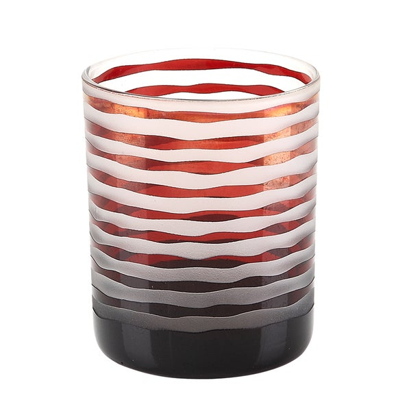 Impulse! Vienna Red 9-oz Rocks Glasses (Case of 48)