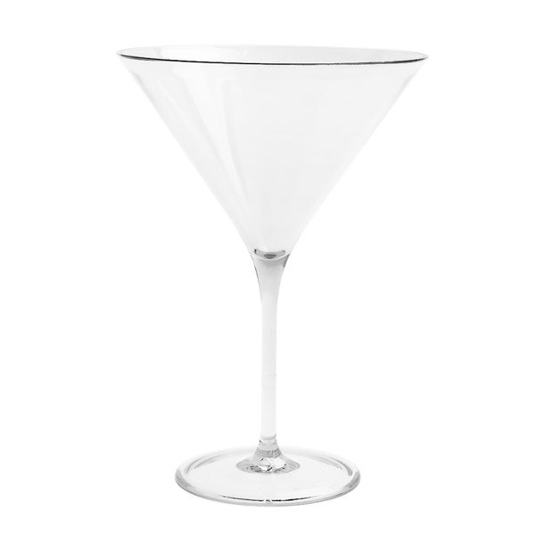 Impulse! Capri Clear Martini Glasses (Pack of 12)