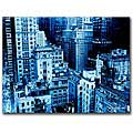 Miguel Paredes 'Upper West Side' Gallery-wrapped Canvas Art