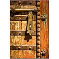 Keith Berr 'The Latch' Gallery-wrapped Canvas Art