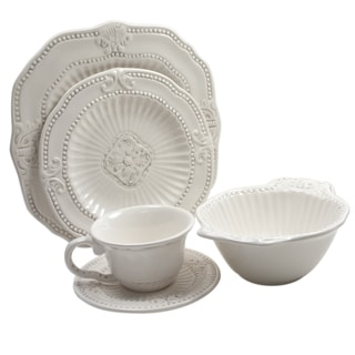 American Atelier 20-piece Baroque Dinnerware Set