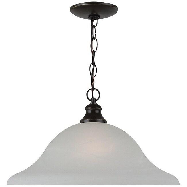 Windgate 1-Light Bronze Pendant
