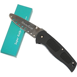Ronin Gear Black Practice Folding Training Knife