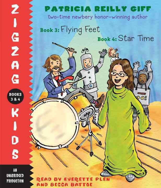 Flying Feet / Star Time (CD-Audio)