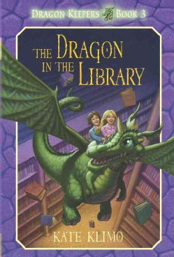 The Dragon in the Library (Paperback)
