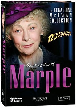 Miss Marple: The Geraldine McEwan Collection (DVD)