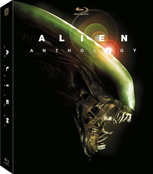 Alien Anthology (Blu-ray Disc)