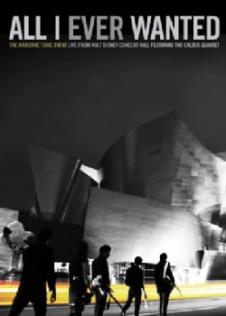 All I Ever Wanted: Live from The Walt Disney Concert Hall (Blu-ray Disc)