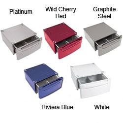 washing machine storage drawer