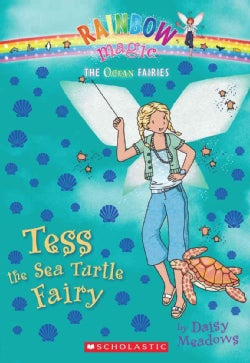 Tess the Sea Turtle Fairy (Paperback)