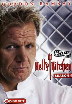 Hell's Kitchen: Season 4 (DVD)