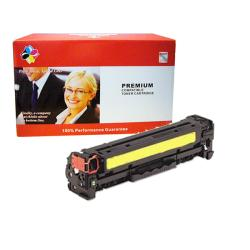 HP CB532A Yellow Color Laser Cartridge (Remanufactured)
