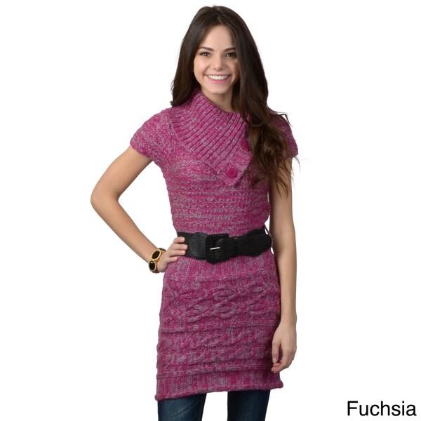 Adi Junior's 'Ci Sono' Short-sleeve Sweater