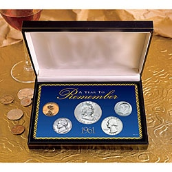 American Coin Treasures Year to Remember 1934-1964 Coins