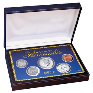 American Coin Treasures Year to Remember Coins (1965-2013)