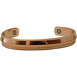Magnetic Copper Band 8-inch Bracelet