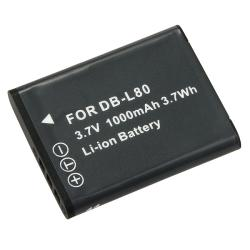 Sanyo DB-L80 Compatible Li-Ion Battery