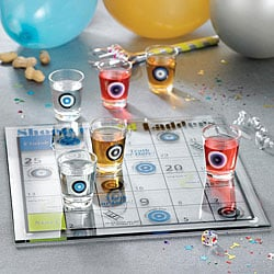 Game Night Drinking Shoots and Ladders Game