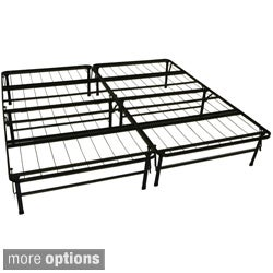 DuraBed King-size Steel Foldable Platform Bed